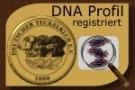 Meine Zucht ist DNA beprobt.
